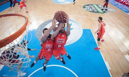 La intensidad defensiva del equipo taronja, destacada por los jugadores