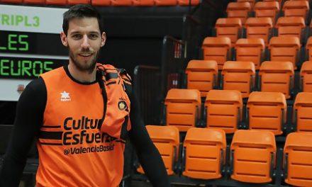 El Valencia Basket vuelve al trabajo