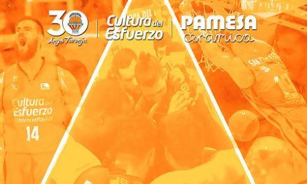 Pamesa Cerámica decorará el gran partido del martes con un tifo taronja