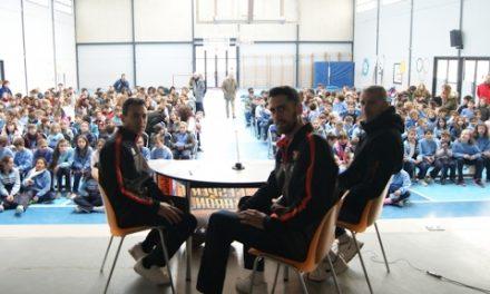 Joan Sastre, Castilla y Morales en el Colegio Imperial de Niños Huérfanos de S. Vicente Ferrer