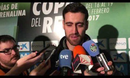 Joan Sastre jueves Copa del Rey 2017