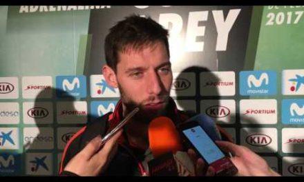 Van Rossom jueves Copa del Rey 2017