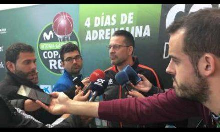 Pedro Martínez viernes Copa del Rey 2017
