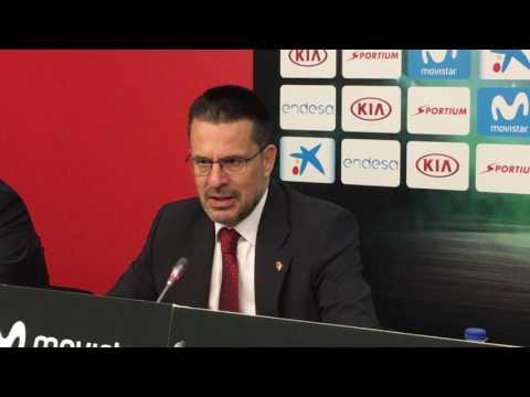 RP Pedro Martínez post cuartos Copa del Rey 2017
