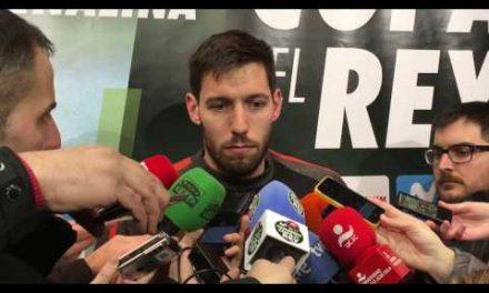 Van Rossom sábado Copa del Rey 2017