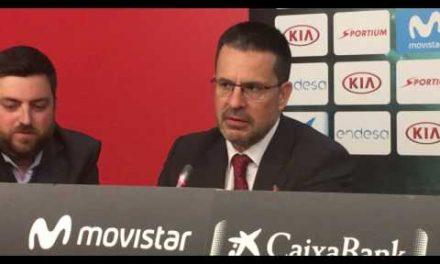 Pedro Martínez post semifinales Copa del Rey 2017