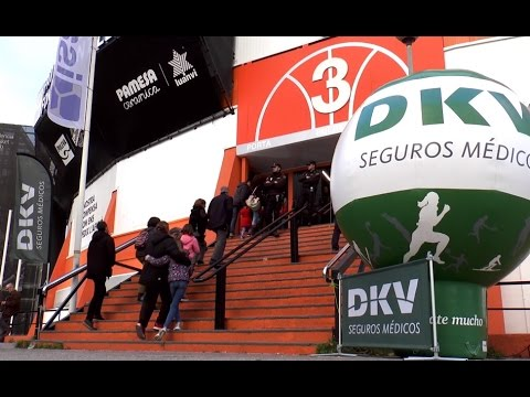 DKV Seguros en J22 Liga Endesa vs Divina Seguros Joventut