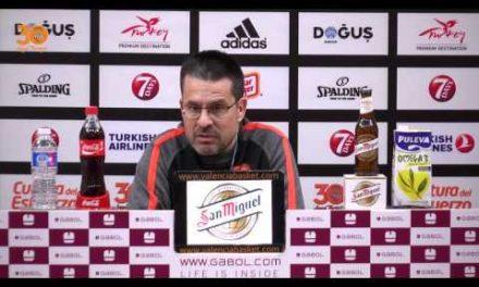 RP Pedro Martínez Pre P1 Eurocup vs Khimki