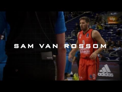 Sam Van Rossom J6 Top 16 7DAYS Eurocup en ALBA Berlín
