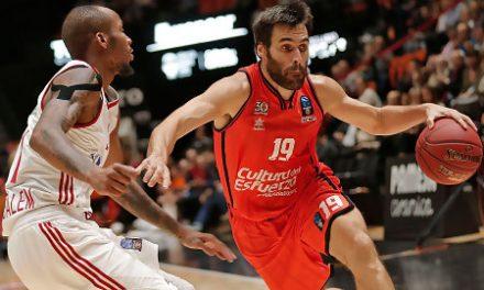 Activado «Libera tu asiento» para el Valencia Basket – Hapoel Jerusalem