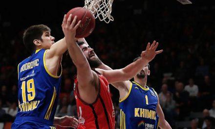 El festival del rebote (ofensivo) del Valencia Basket