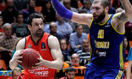 A la venta las entradas para el Valencia Basket – Hapoel Jerusalem
