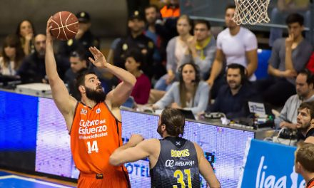 El Valencia Basket triunfa en la pista del líder (62-65)