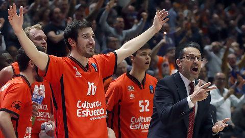 Pedro Martínez: «El tercer cuarto ha sido excepcional, para guardarlo»