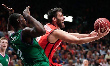 El Valencia Basket es el cuarto líder distinto de la Liga Endesa 2016-17