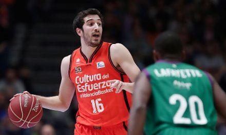 Mañana a la venta las entradas para el Valencia Basket – Unicaja del martes