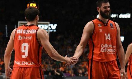 Dubljevic en P1 Semifinal 7DAYS Eurocup vs Hapoel Jerusalem