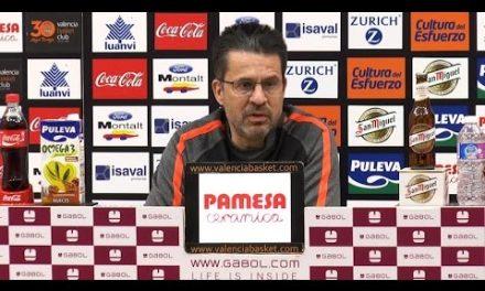Pedro Martínez pre J26 Liga Endesa vs Unicaja