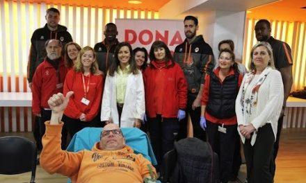 Donación de Sangre en la Fonteta