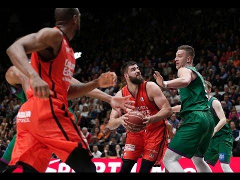 Bojan Dubljevic en J26 Liga Endesa vs Unicaja