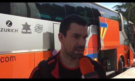 Rafa Martínez pre P3 Khimki 1/4 7DaysEurocup