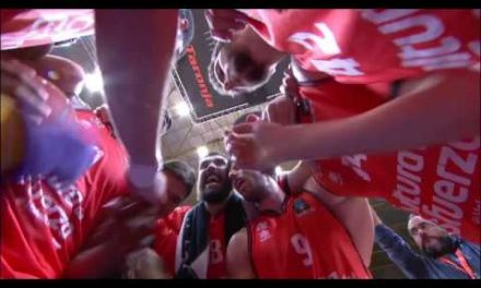 Resumen P1 Final 7DAYS Eurocup: VBC 68 – Unicaja 62