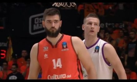 Bojan Dubljevic en P1 Final 7DAYS Eurocup vs Unicaja