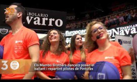 Pinturas Isaval en P1 Final 7DAYS Eurocup vs Unicaja