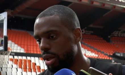 Will Thomas pre P2 Final 7DAYS Eurocup vs Unicaja