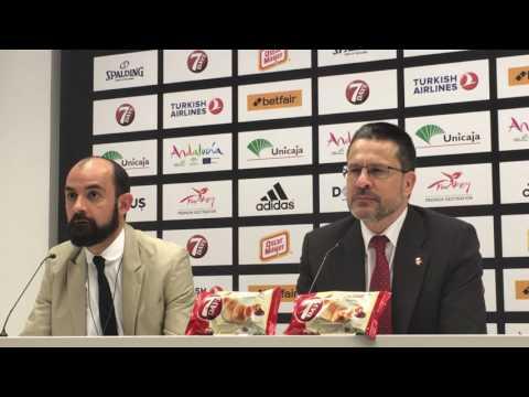 Pedro Martínez post P2 Eurocup