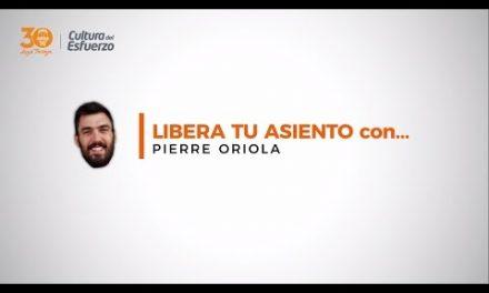 Pierre Oriola explica el asiento libre