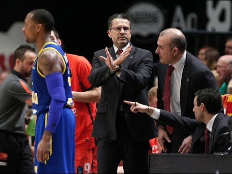 Pedro Martínez post P1 1/4 de final Eurocup vs Khimki