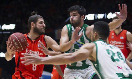 El Partidazo del Sábado: Real Betis Energía Plus – Valencia Basket Club