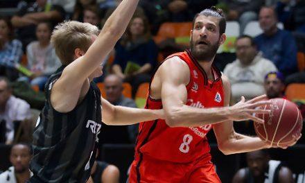 RETAbet Bilbao Basket-Valencia Basket: duelo en clave de Playoff