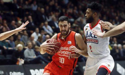 El ICL Manresa recibe a un Valencia Basket dolido por la derrota europea