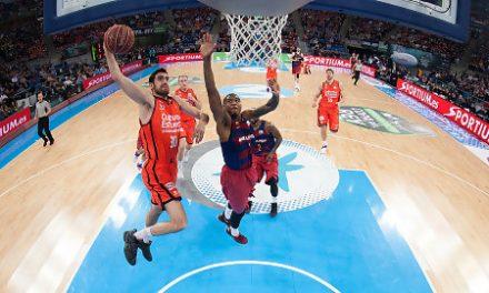 """Activado """"Libera tu asiento"""" para el Valencia Basket – FC Barcelona Lassa"""