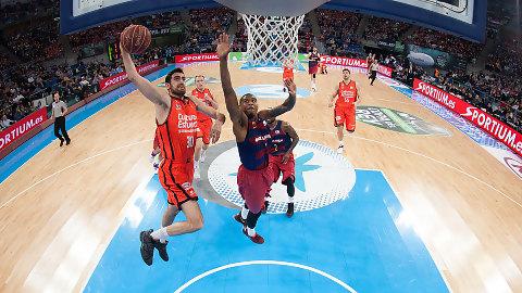 A la venta las entradas para el Valencia Basket – FC Barcelona Lassa