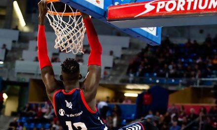 Protagonistas de la Jornada 28: Diop, Valencia Basket y el Playoff