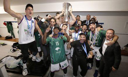 Lete felicita al Unicaja por el título y al Valencia Basket por su temporada