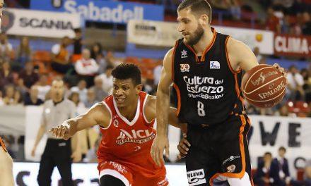 Valencia Basket recupera el liderato en la pista de ICL Manresa (73-94)