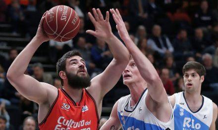El mejor Bojan Dubljevic para que Valencia Basket mantenga el liderato