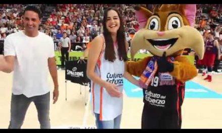 Cuarto Triple Solidario Bankia – Valencia Basket