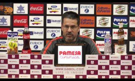 Pedro Martínez pre J30 Liga Endesa en Real Betis Energia Plus