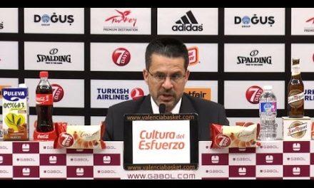Pedro Martínez post P3 Final 7DAYS Eurocup vs Unicaja