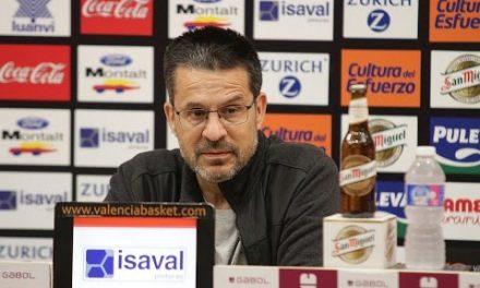 Pedro Martínez pre J27 Liga Endesa en Retabet Bilbao