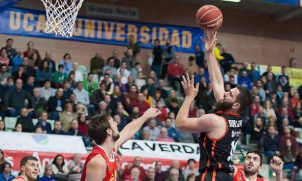 Activado Libera tu asiento para el partido del Valencia BC ante UCAM Murcia
