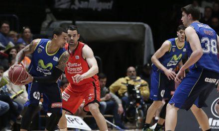 Operación Kilo en el Movistar Estudiantes- Valencia Basket