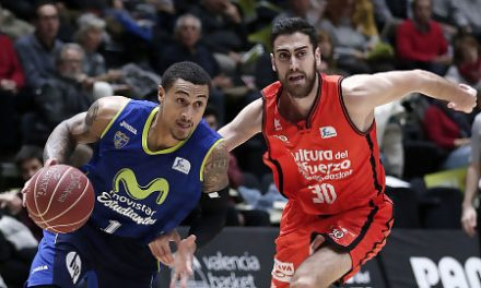 Valencia Basket busca amarrar la 2ª plaza ante el Movistar Estudiantes