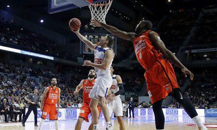Real Madrid y Valencia Basket ya son cabezas de serie en el Playoff