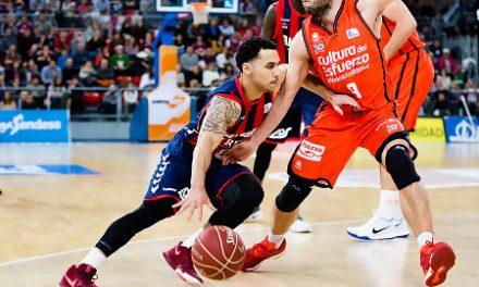 Baskonia y Valencia Basket se verán las caras por cuarta vez en el Playoff